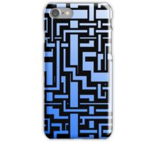 Abstract Sky Labirint iPhone Case/Skin