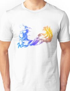 Final Fantasy 10 logo X Unisex T-Shirt