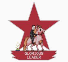 Dat Glorious Leader - Kim Jong-un Baby Tee