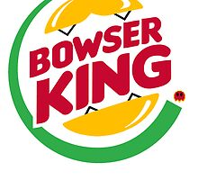 Bowser King by scourgey