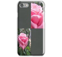 Pink Roses in Anzures 6 Blank Q6F0 iPhone Case/Skin