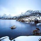 Winter At Cradle by John Dekker