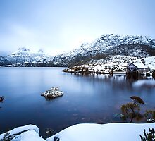 Winter At Cradle by John Dekker