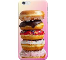 Doughnut Stack iPhone Case iPhone Case/Skin