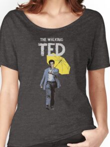 The Walking Ted Women's Relaxed Fit T-Shirt