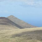 Impressionist Landscape on Isle of Man by Ian Ker