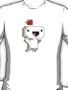Gomez from Fez Takes Flight! T-Shirt