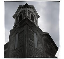 old church tower  Poster