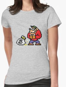 BEAGLE BOY Womens Fitted T-Shirt