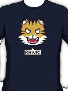 Pixel Tiger T-Shirt
