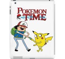 Pokemon Time iPad Case/Skin