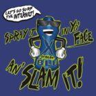 Clone High - Spray It In Yo' Face An' Slam It! by drewreimer