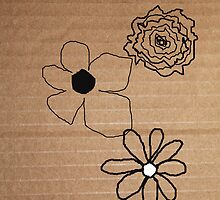 Cardboard Scribble by TinaGraphics