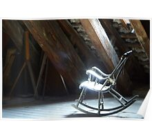 Rocking Chair Poster
