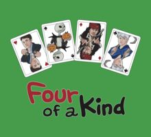 Four of a Kind by scher