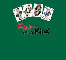Four of a Kind Unisex T-Shirt
