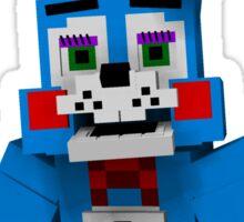 Five Nights At Freddy's - Minecraft Bonny Sticker