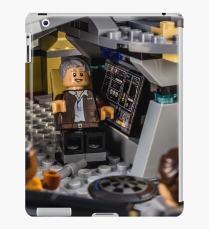 Han Solo stories iPad Case/Skin