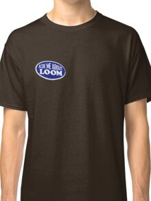 Monkey Island - Ask me about Loom Classic T-Shirt