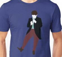 The Second Doctor - Doctor Who - Patrick Troughton Unisex T-Shirt