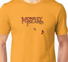 Monkey Island - Treasure found! Unisex T-Shirt