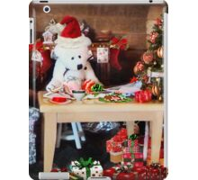 'So it's ALWAYS the men's job, wrapping the gifts?' iPad Case/Skin
