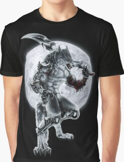 Lycan Knight Graphic T-Shirt