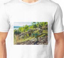 Cretaceous world Unisex T-Shirt