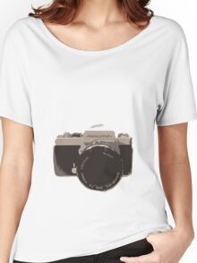 35mm vintage camera Women's Relaxed Fit T-Shirt