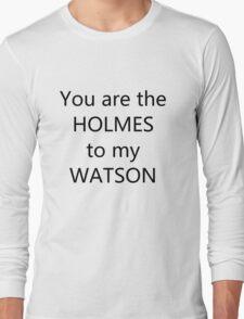 Best Friends - Sherlock Style Long Sleeve T-Shirt