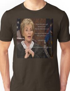 Gonna Put It on a Coffee Mug ~Judge Judy Unisex T-Shirt