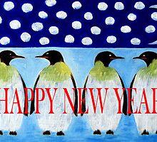 HAPPY NEW YEAR 5 by pjmurphy
