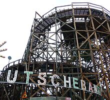Bakken Amusement Park Copenhagen by SoulSparrow
