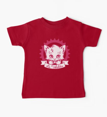 La Velolita (pink) Kids Clothes