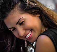 The Smile by Sotiris Filippou