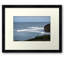 Bells Beach Framed Print