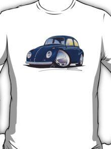 VW Beetle Dark Blue T-Shirt