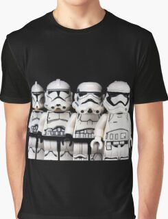 Evolution of a stormtrooper Graphic T-Shirt