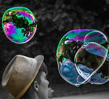 The magic world of Bubbles by Sotiris Filippou