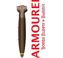 Armourers iPhone Case #6 by Peter Doré