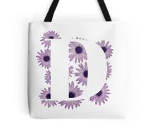 Watercolour Daisies Tote Bag
