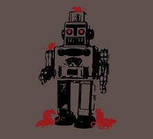 Robots and Nature Unisex T-Shirt