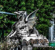 Stone Dragon by Sotiris Filippou
