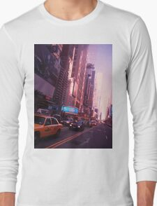 The City Streets (NYC SERIES) Long Sleeve T-Shirt