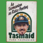 As Tasmanian as Ricky Ponting by map1