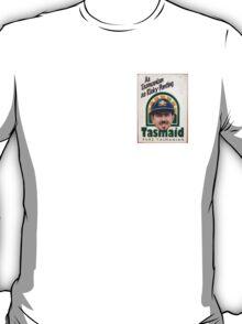 As Tasmanian as Ricky Ponting (breast pocket) T-Shirt