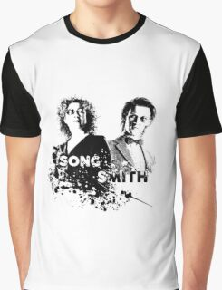 The Doctor & River Song  Graphic T-Shirt