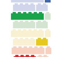 Lego For Your Minimalism by Yena-Kiachi