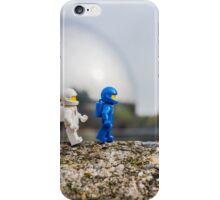 Urban Exploration (#1) - Metallic Sphere iPhone Case/Skin