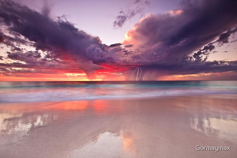 Lightning Storm by Gormaymax